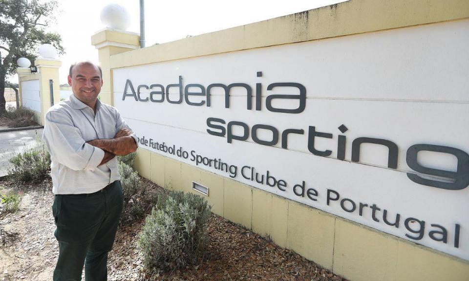 Paulo Gomes é o novo diretor-geral da Academia do Sporting