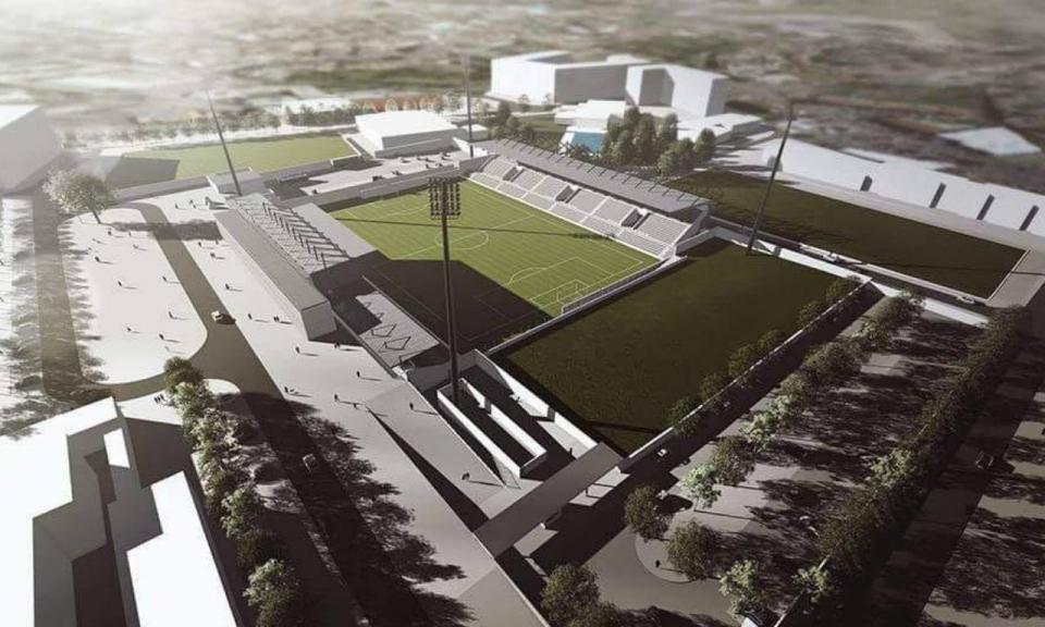 Câmara de Famalicão investir oito milhões para remodelar estádio