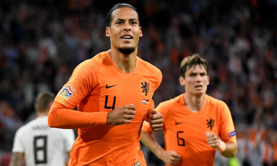 O monstro desperta: Holanda humilha Alemanha na Liga das Nações
