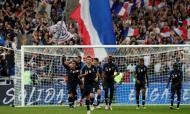França-Alemanha Liga Nações - Reuters