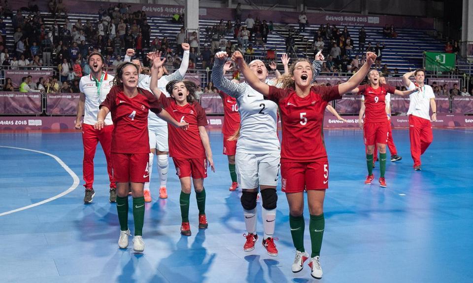 77ecd501ed Futsal  Portugal com duas seleções nomeadas para melhor do mundo ...