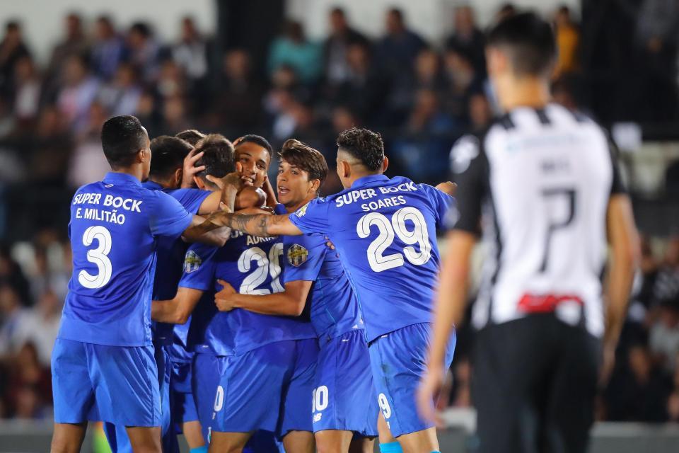 FC Porto e Vila Real, num jogo em que todos saíram a ganhar
