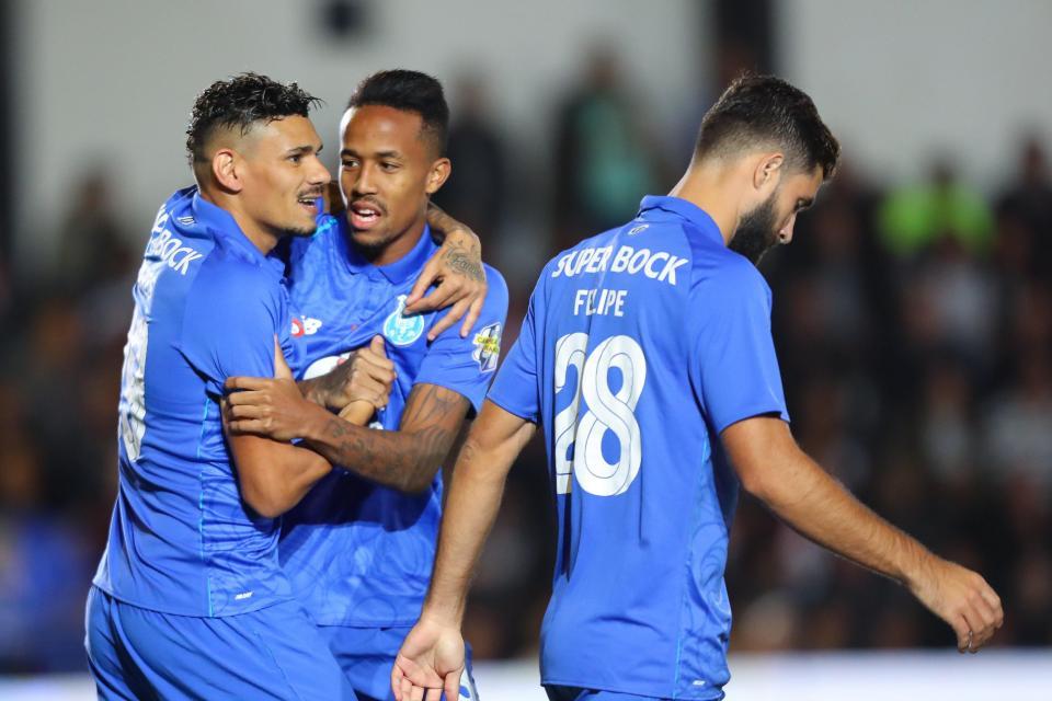 VÍDEO: veja os golos da vitória do FC Porto em Vila Real