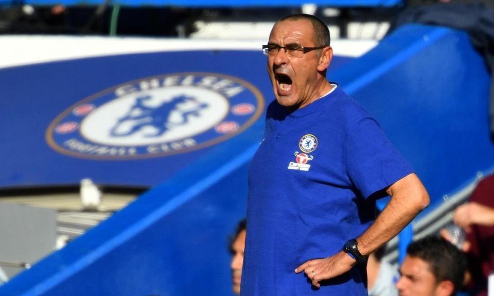 Chelsea: Maurizio Sarri critica Bayern de Munique