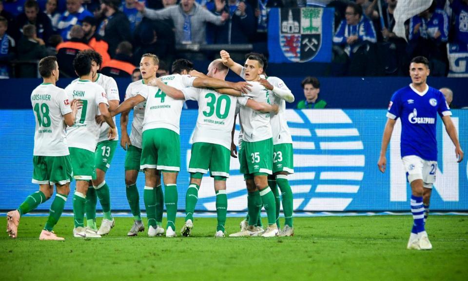 Werder Bremen segura jovem avançado norte-americano