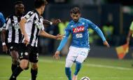 Udinese-Nápoles