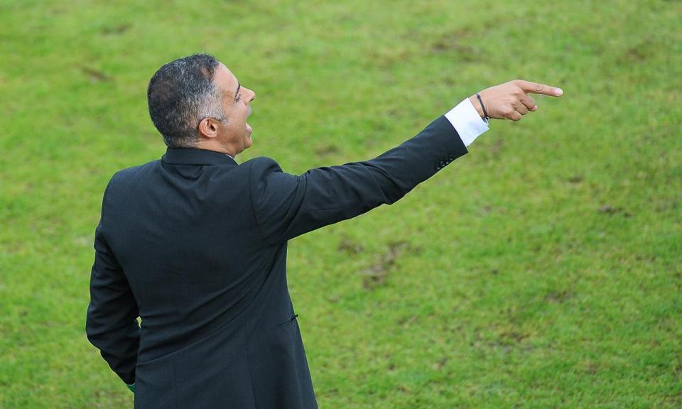 José Gomes e o Vitória: «Espero um grande jogo de futebol»