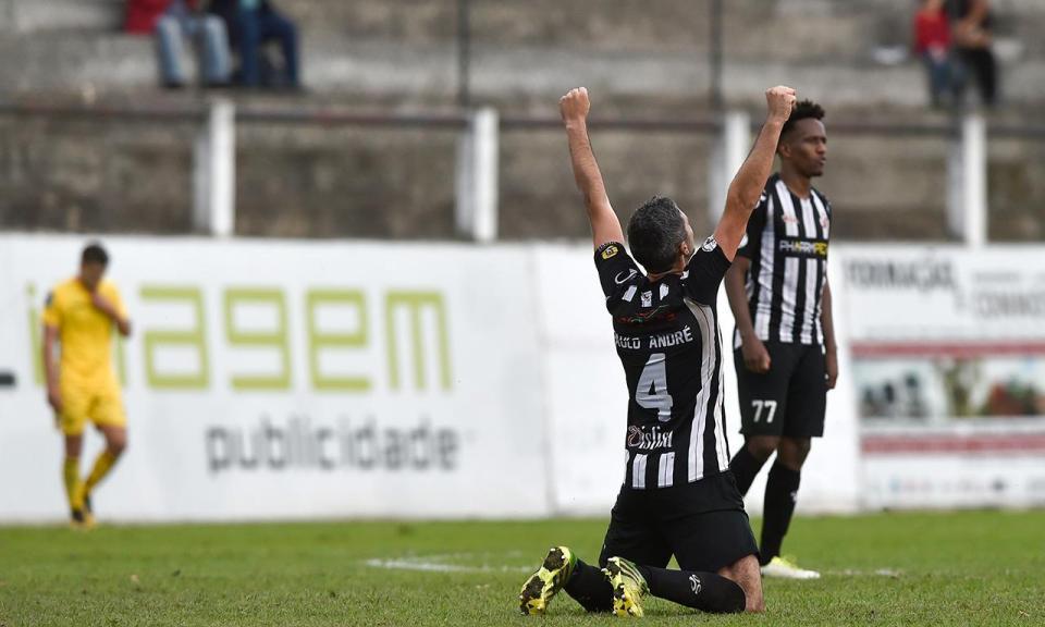 Taça: Sporting é «oportunidade única», diz técnico do Lusitano