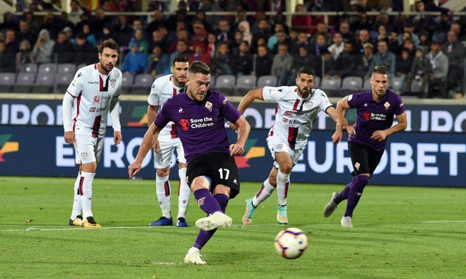 Itália: Roma resgata um ponto nos últimos minutos em Florença