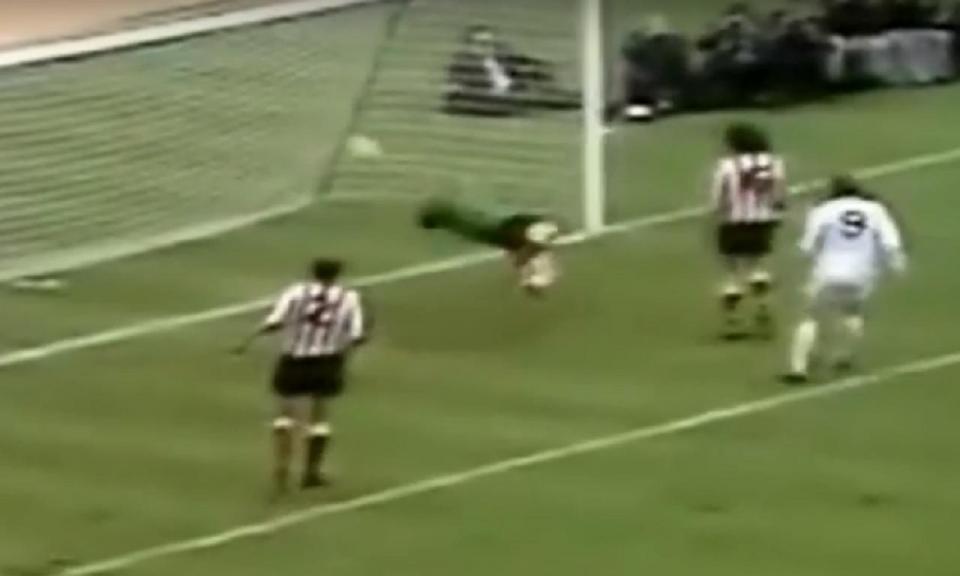 O milagre de Montgomery em Wembley'73