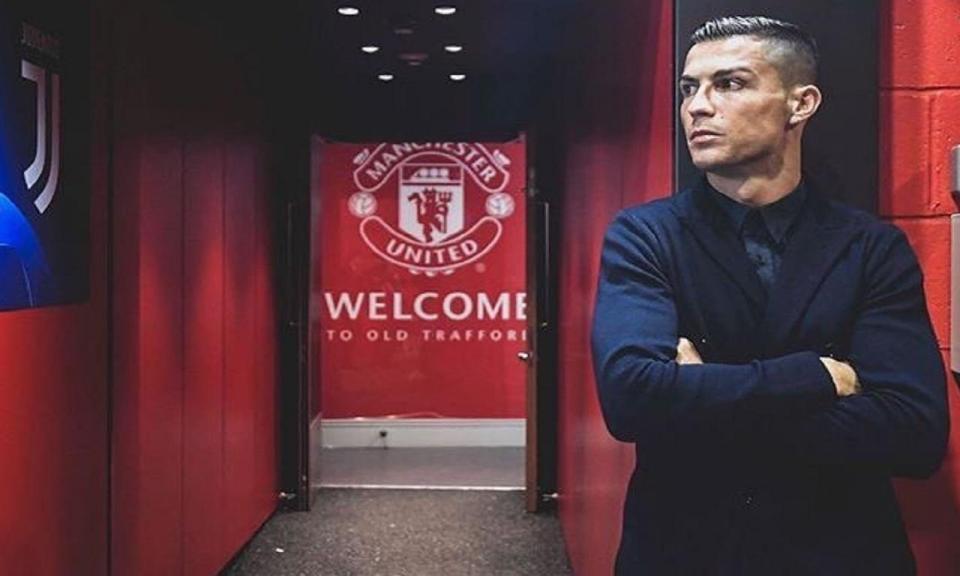 Ronaldo é o jogador mais popular no Instagram, Facebook e Twitter