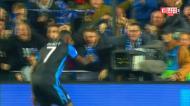 Brugge empata com assinatura brasileira