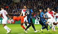 Club Brugge-Mónaco