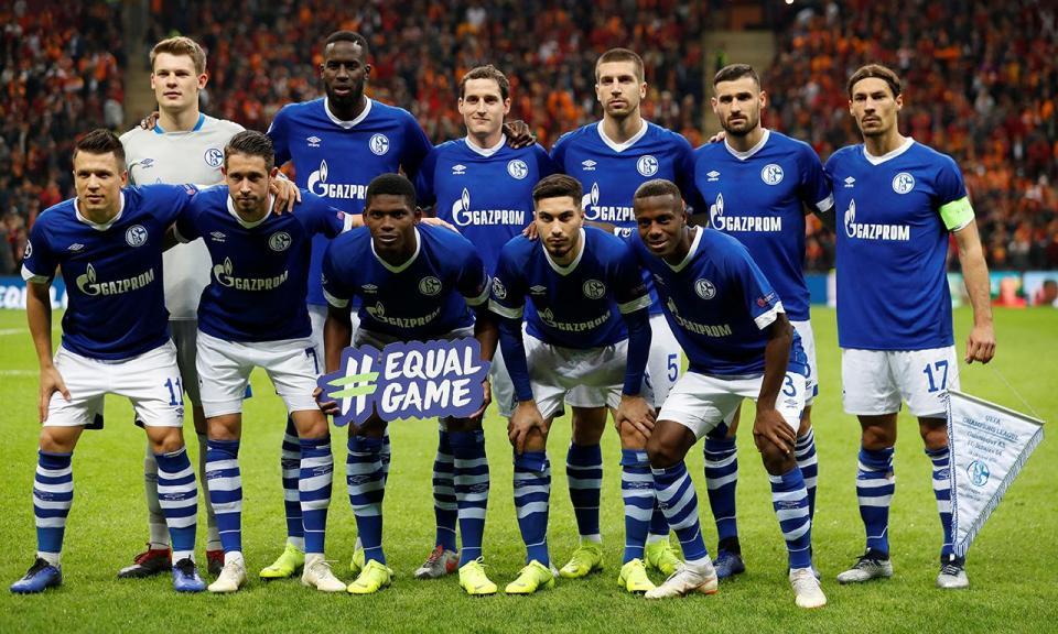 Atenção FC Porto: Schalke empata com Leipzig de Bruma