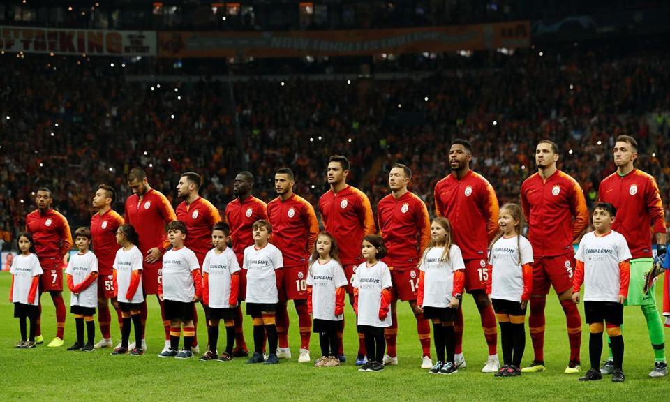 Atenção FC Porto: Galatasaray empata no dérbi de Istambul