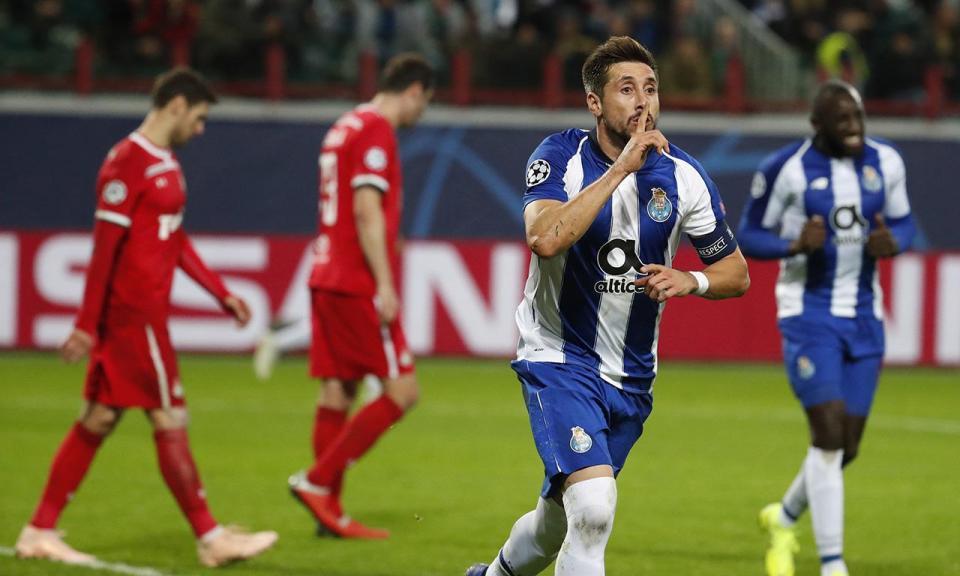 Sérgio Conceição: «Não fiz bluff sobre a condição do Herrera»