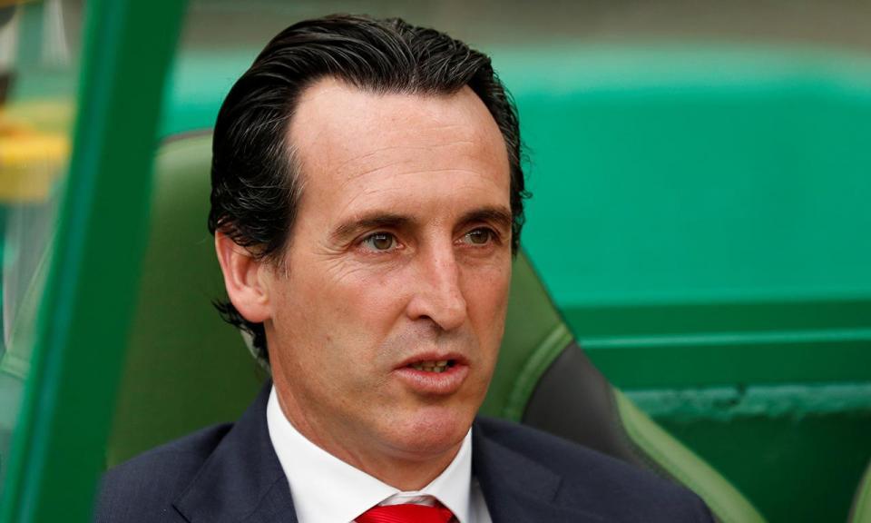 Emery e o Sporting: «Prioridade é terminar em primeiro»