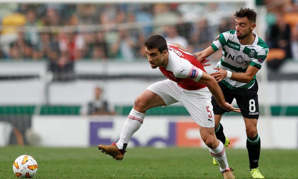 Arsenal com duas dúvidas e três baixas para a receção ao Sporting