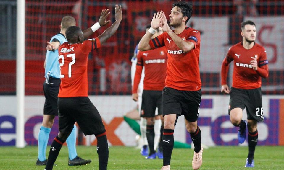 França: Rennes vence em casa do Nantes