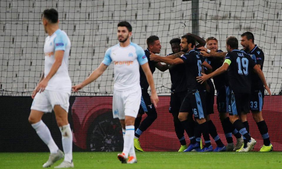 Liga Europa: sem Rolando, Marselha perde com golo de ex-Sporting