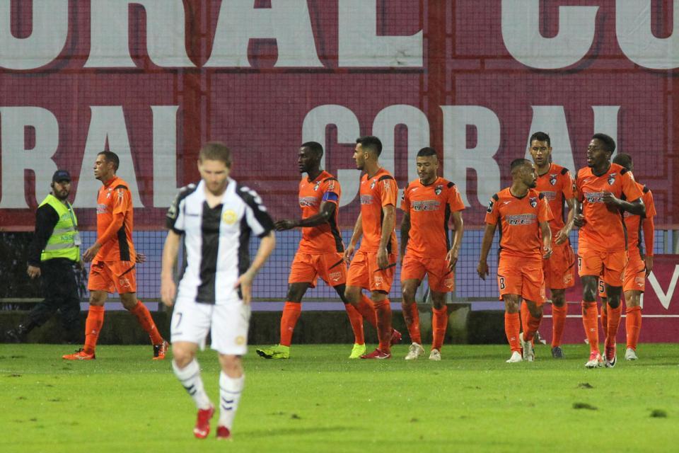 Nacional-Portimonense, 0-1 (destaques)