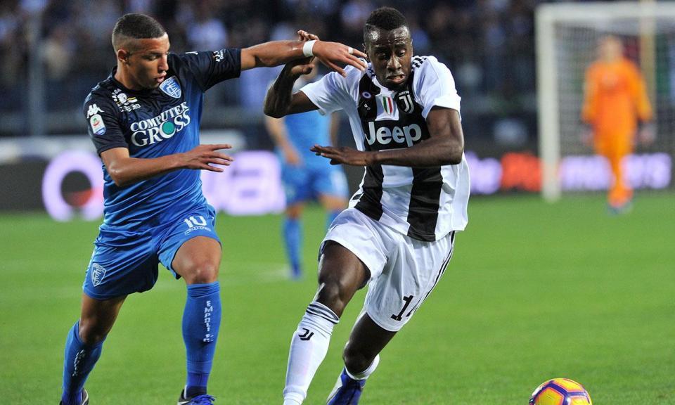 Matuidi conta como Ronaldo o impressionou após jogo em Manchester