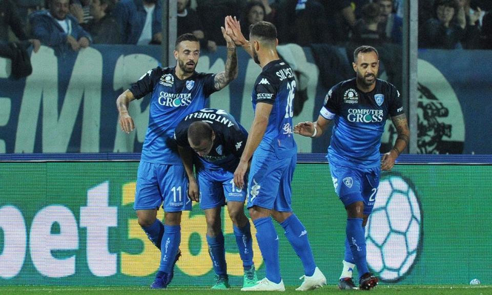 Itália: Iachini é o novo treinador do Empoli