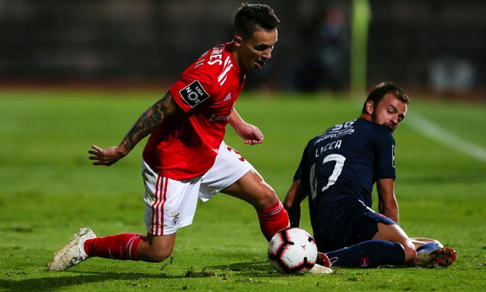 João Capela apita Benfica-Belenenses