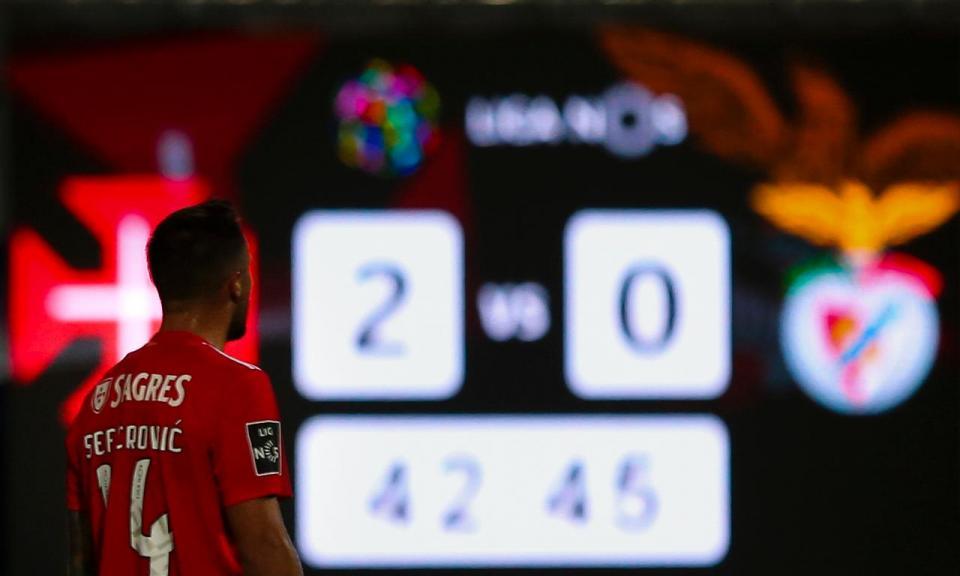 «Benfica fez uma recuperação em que, se calhar, ninguém acreditava»