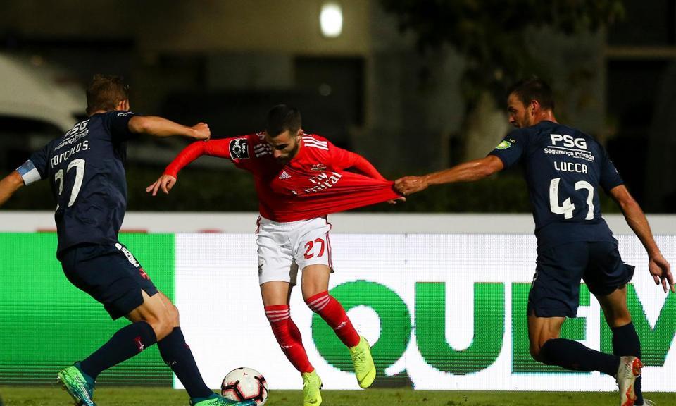 13cfc37c2 Benfica-Belenenses  antevisão e equipas prováveis