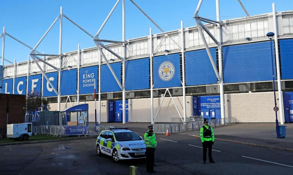 Leicester regressa a casa: «Não foi fácil preparar este jogo»