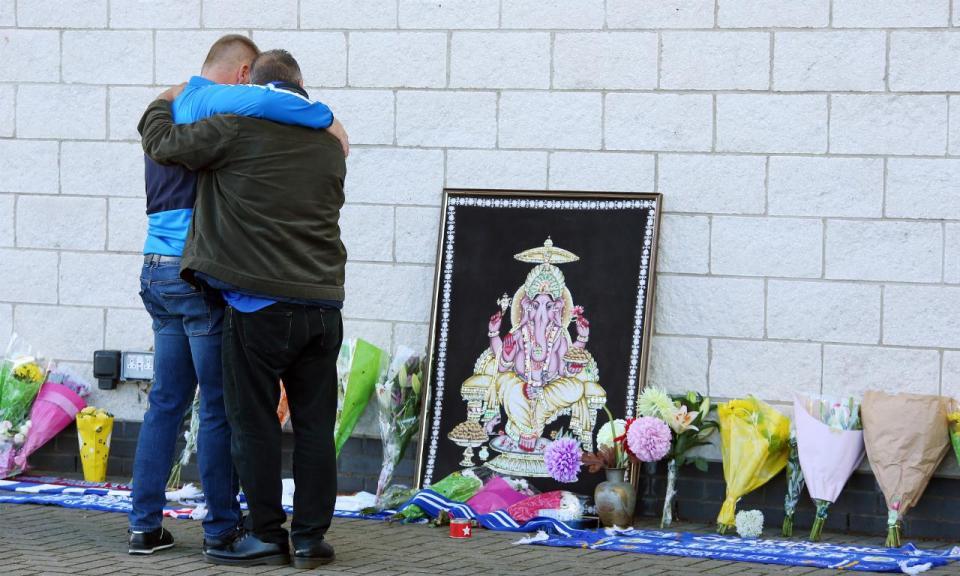 Ricardo Pereira sobre morte do dono do Leicester: «Ainda não acredito»
