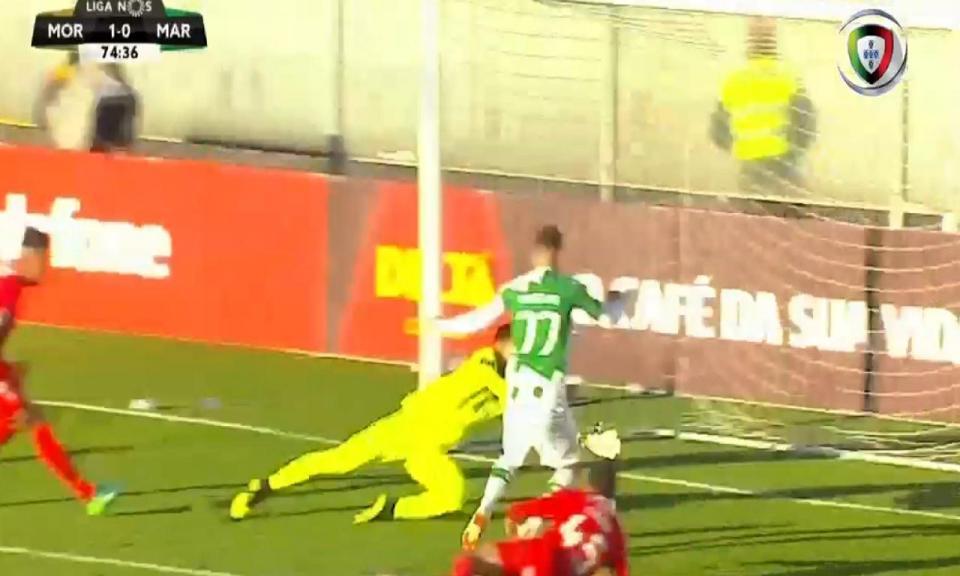 VÍDEO: o resumo do Moreirense-Marítimo (1-0)