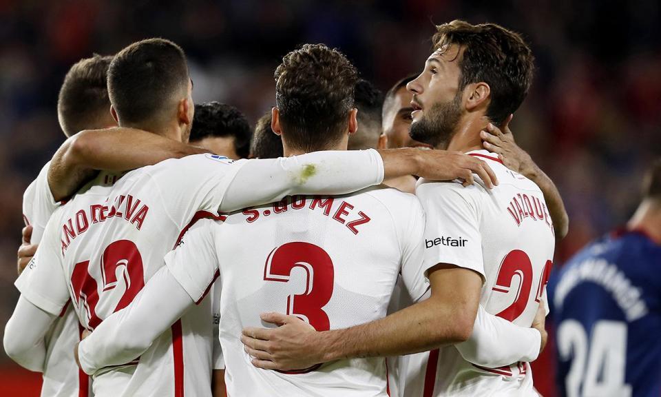Taça do Rei: Sevilha não sai do nulo frente a equipa da 3.ª divisão