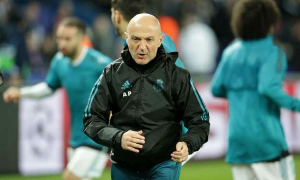 Real Madrid: Solari estreia-se e recupera adjunto de Zidane