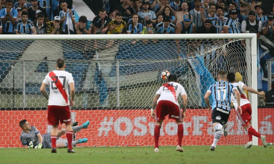 VÍDEO: VAR, penálti, reviravolta e River na final da Libertadores