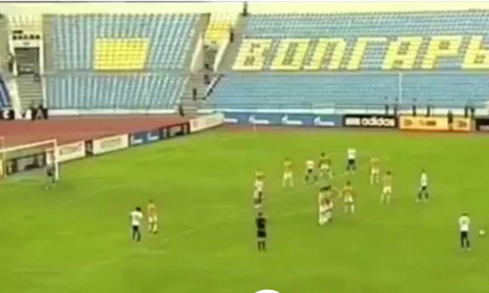 VÍDEO: incrível, este russo marcou o mesmo golo sete anos depois!