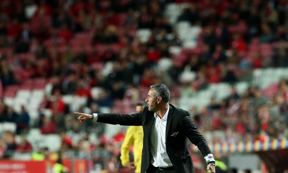 Ivo Vieira: «Portimonense? Temos de fazer tanto ou mais do que na Luz»