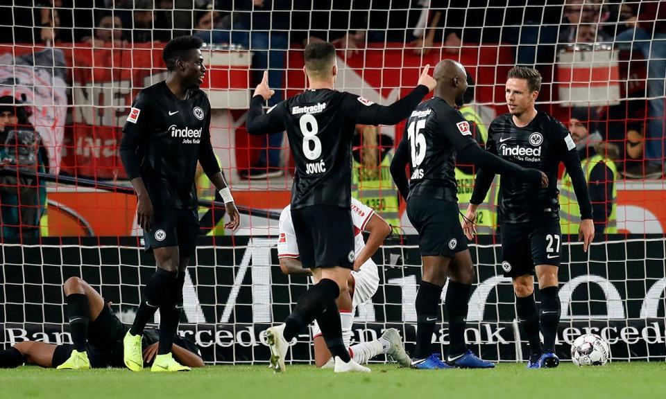 Liga Europa: Frankfurt e Lazio apurados, finalista eliminado