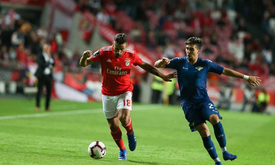 Benfica-Moreirense, 1-3 (destaques)