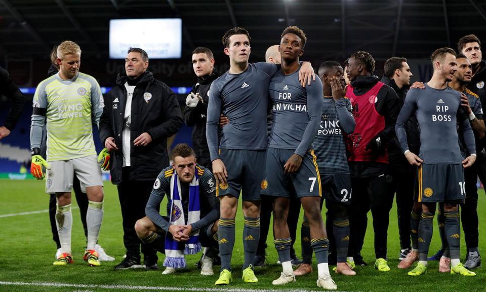 Inglaterra: Ricardo Pereira titular no empate do Leicester