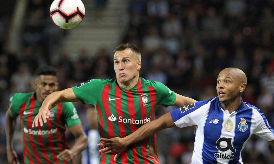 FC Porto-Marítimo: antevisão e onzes prováveis