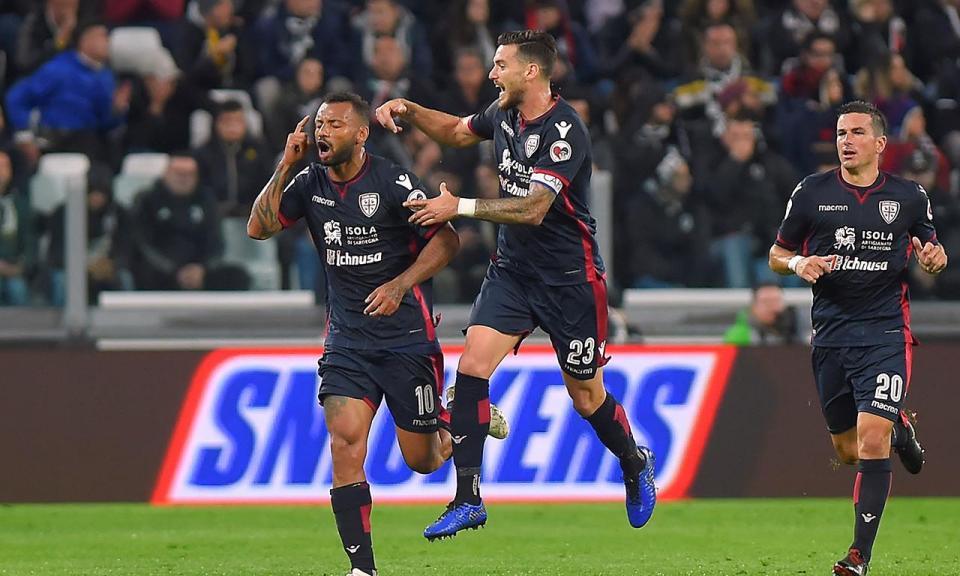 Ex-Estoril marca, mas Lazio volta às vitórias sete jogos depois