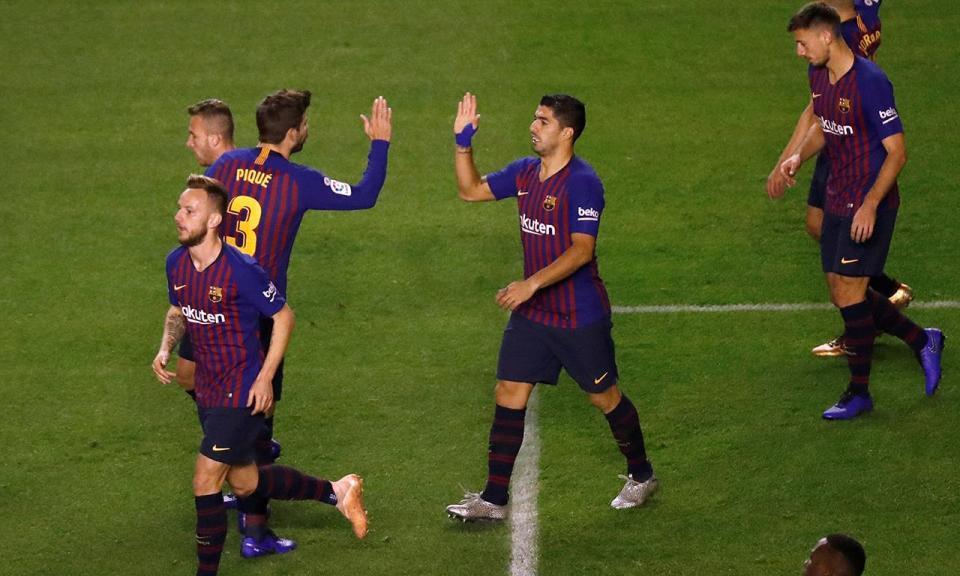 Barcelona retira disponibilidade para jogar em Miami
