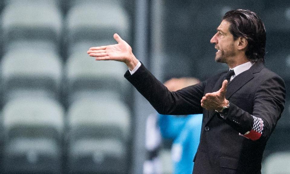 Jorge Simão elogia Rochinha: «Está a tempo de chegar alto»