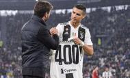 Ronaldo golo 400 - Twitter Juventus