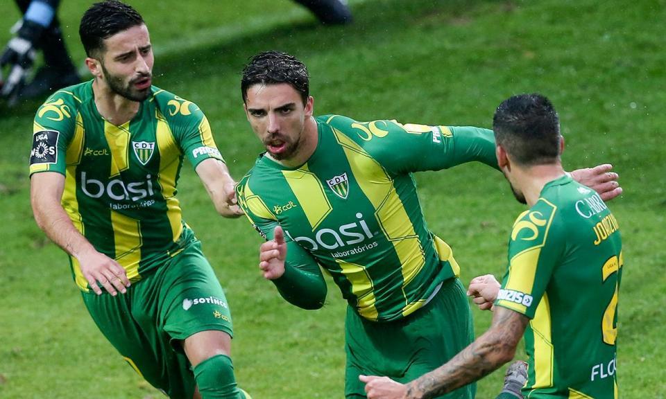Sabbag substitui Arango para a receção do Tondela ao Benfica
