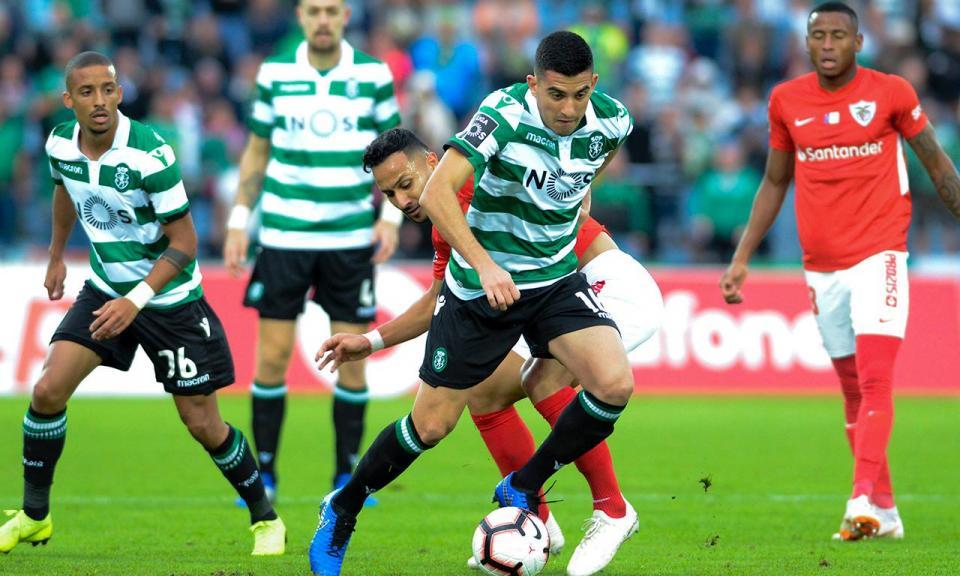 Battaglia foi operado na terça-feira, Sporting confirma longa paragem