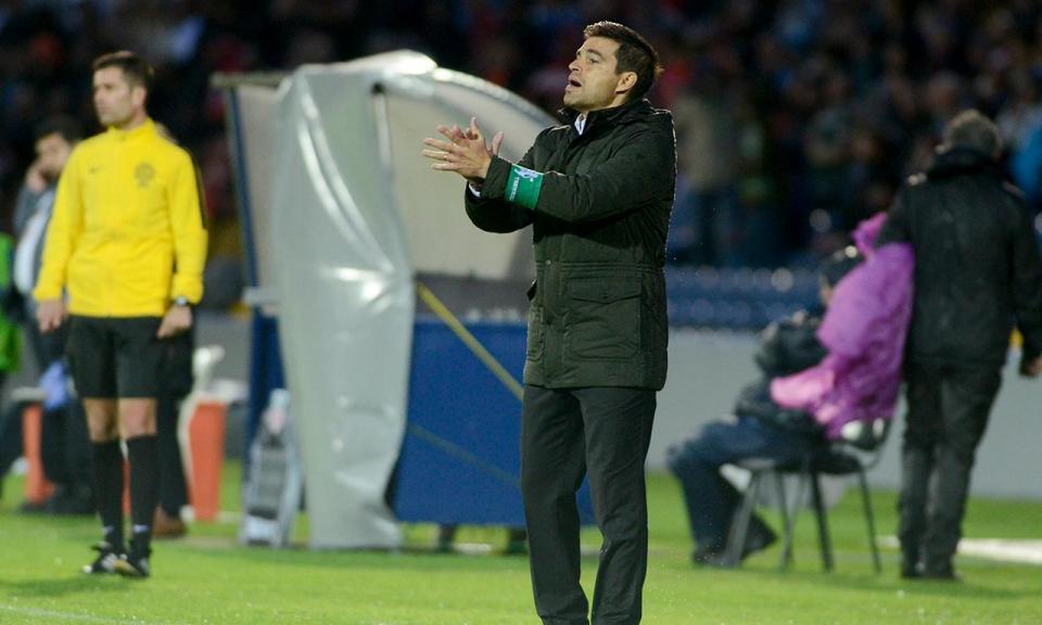 Tiago Fernandes: «Na segunda parte jogámos à Sporting e vencemos»