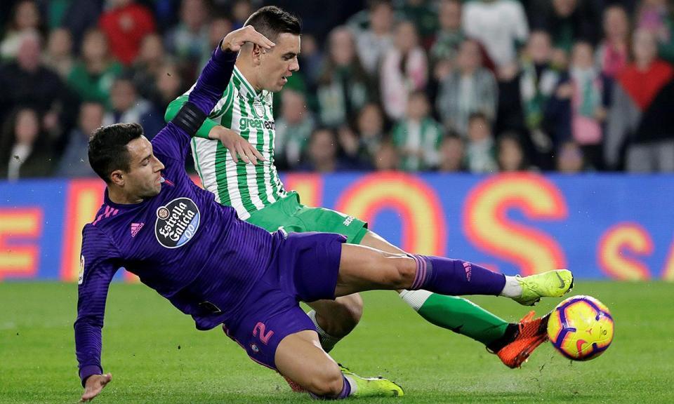 William titular no empate louco entre Betis e Celta de Vigo